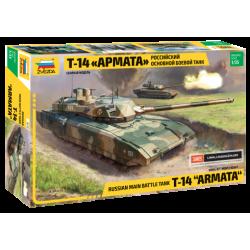 RUSSIAN MODERN TANK T-14...
