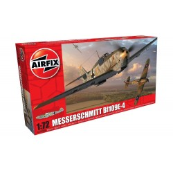 Messerschmitt Bf109E-4 1:72