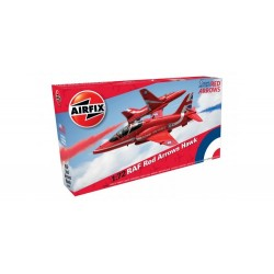 RAF Red Arrows Hawk 1:72