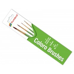Coloro Brush Pack - Size...