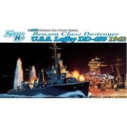 U.S.S. LAFFEY DD-459 BENSON...