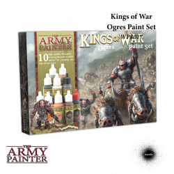 Warpaints Kings of War...