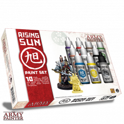 Rising Sun Paint Set