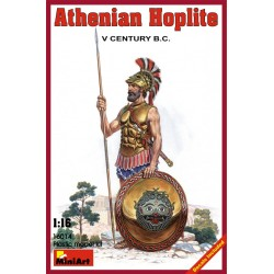 ATHENIAN HOPLITE V CENTURY...