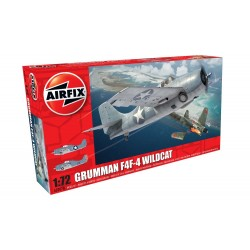 Grumman F4F-4 Wildcat 1:72